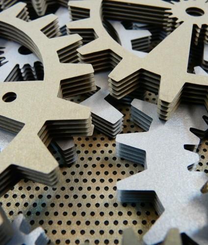 Proyecto 3D corte laser