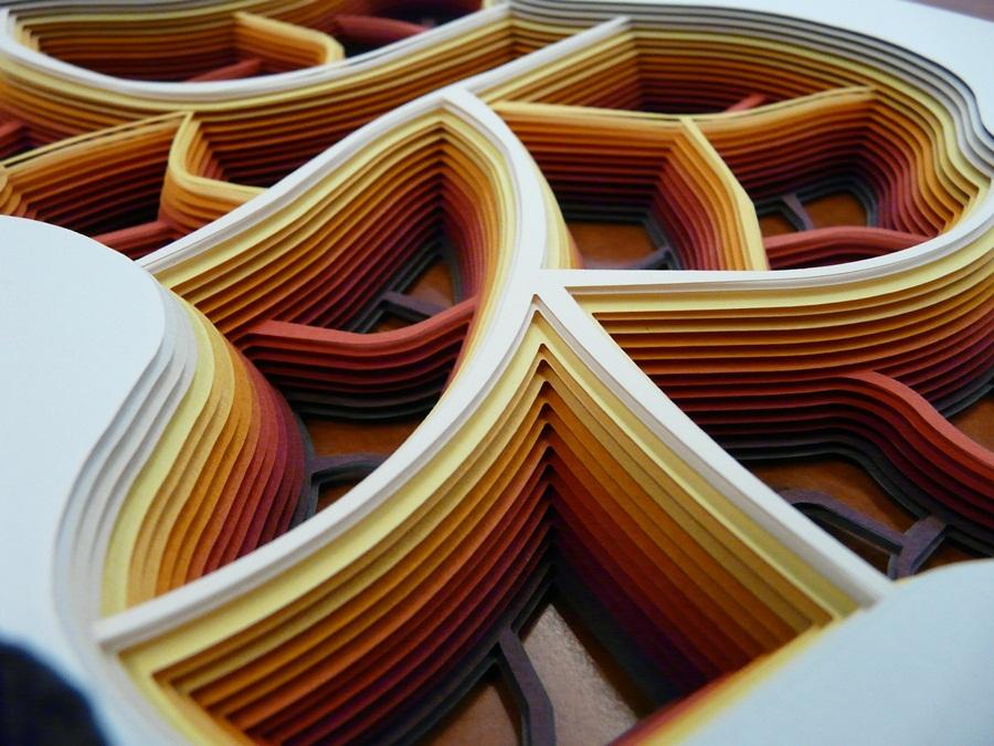 Arte del corte de papel