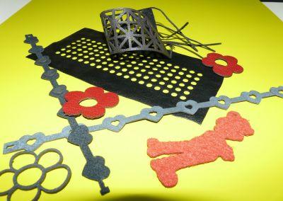 Corte por Laser de Cueros y Textiles
