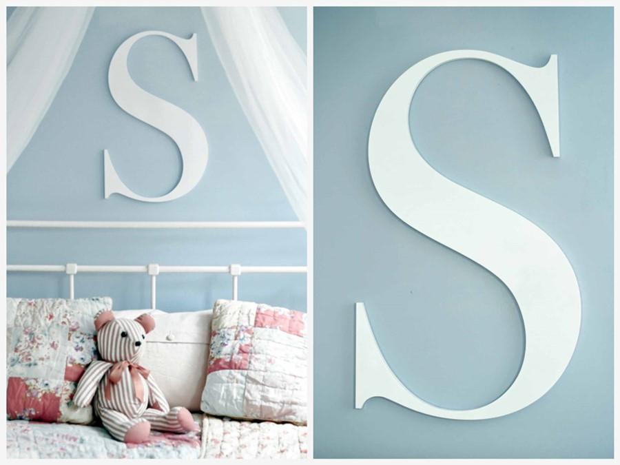 Letras para decoracion