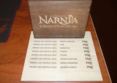 Personalización de cajas