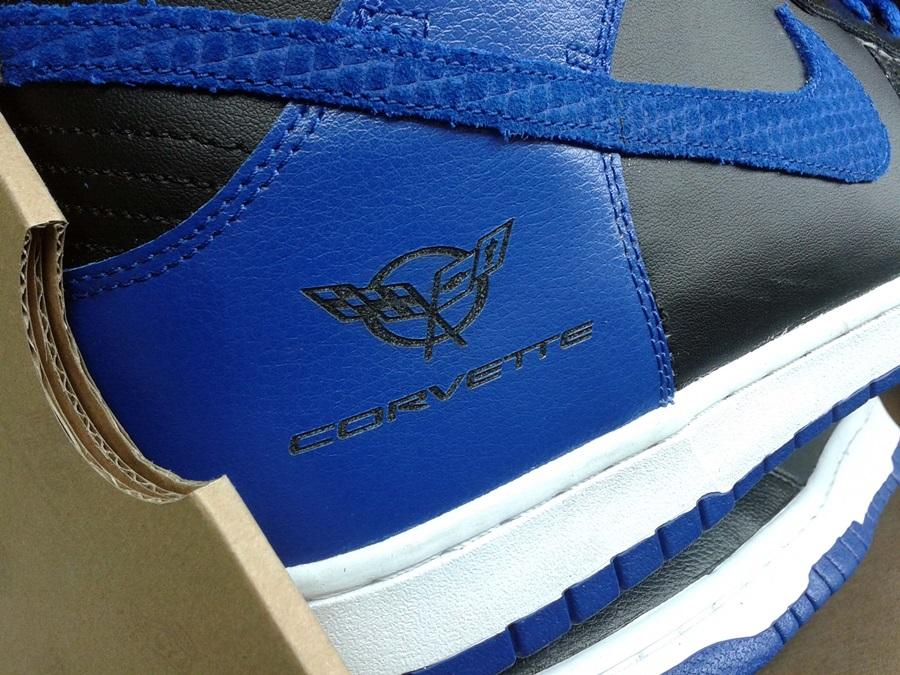 Personalizacion por laser en zapatillas