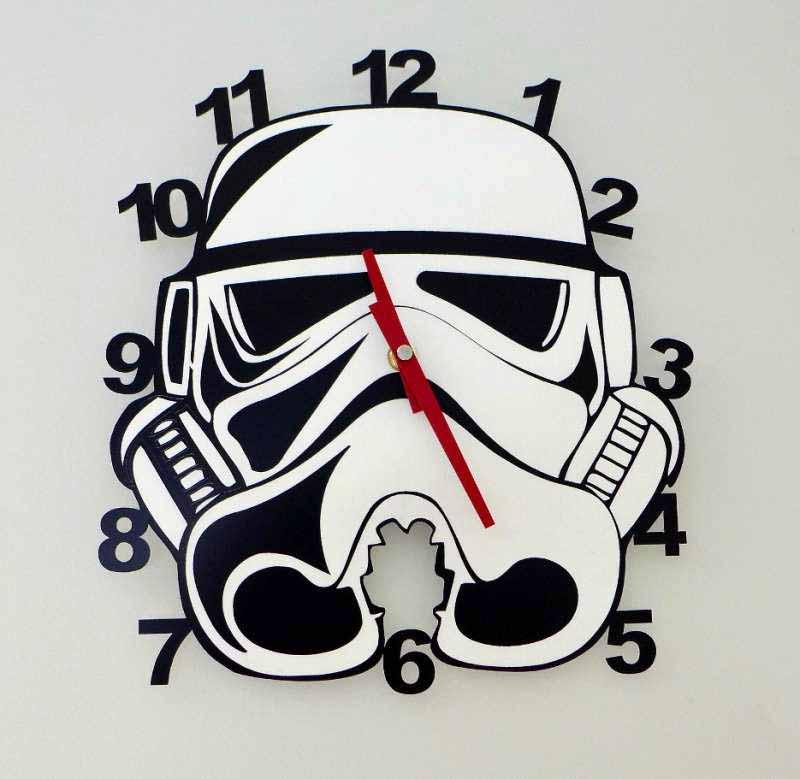 Reloj en material bicapa