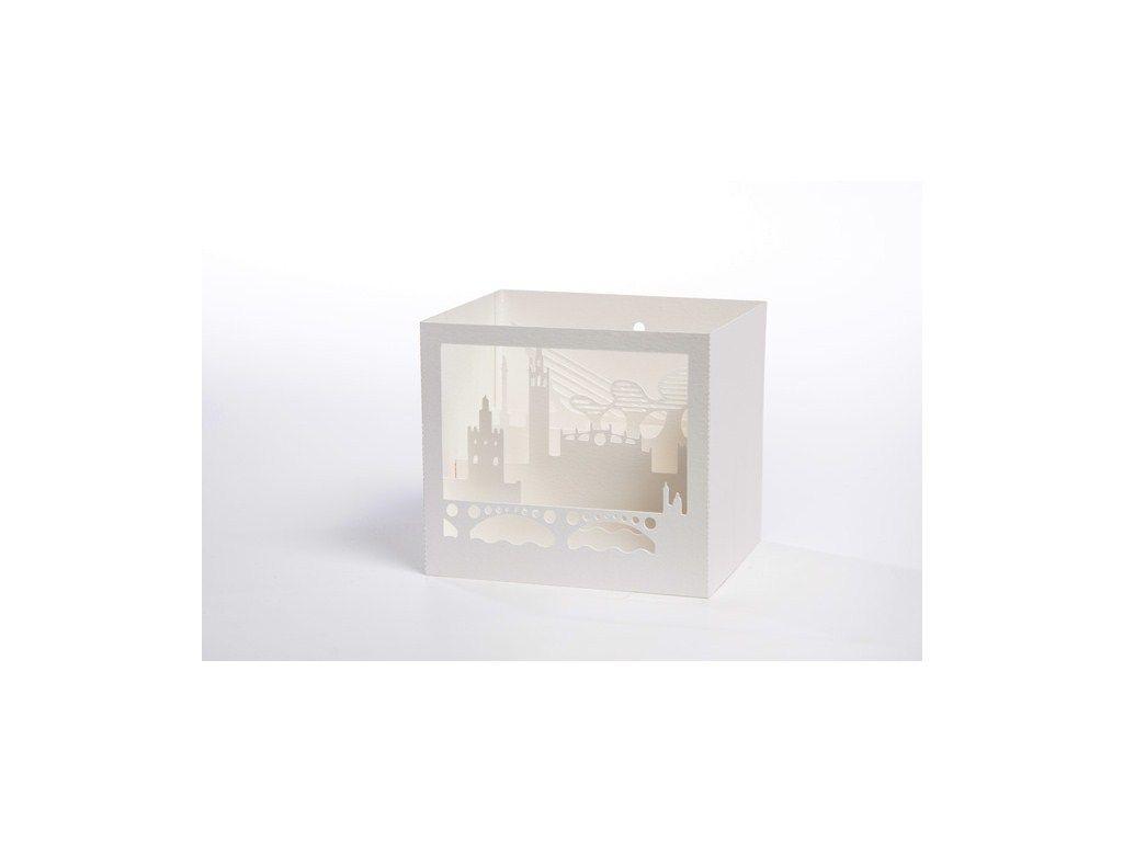 Caja corte láser Sevilla