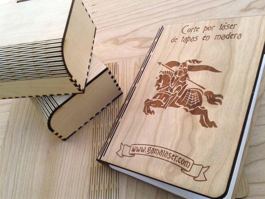 Corte láser madera
