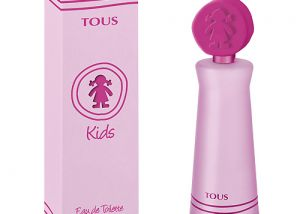 Packaging TOUS KIDS chica
