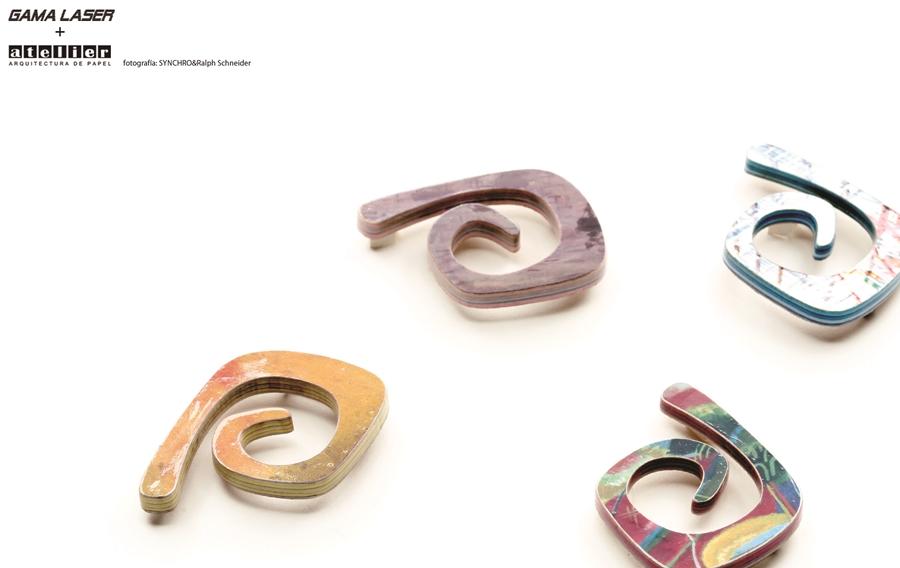 Piezas de papel - Strato