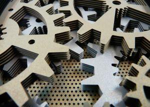 Proyecto 3D corte láser