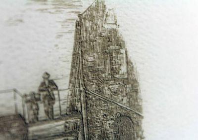 Tallado de papel con láser
