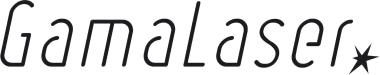 Gama Láser Logo
