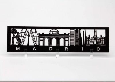 Marcapáginas Madrid