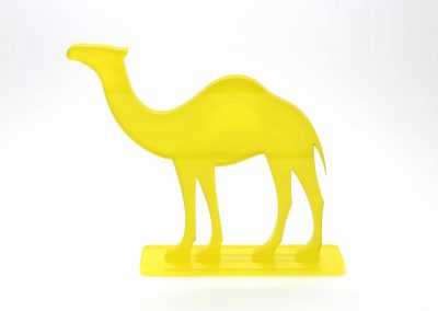 Metacrilato de 6 mm Camel