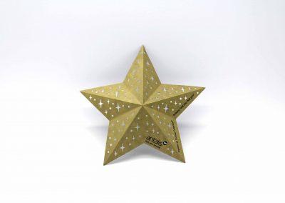 15 Troquelado láser estrella Antalis