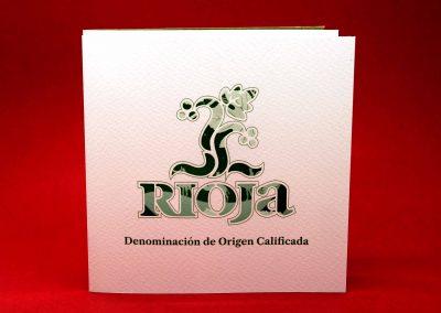 7 Troquelado láser desplegable Rioja